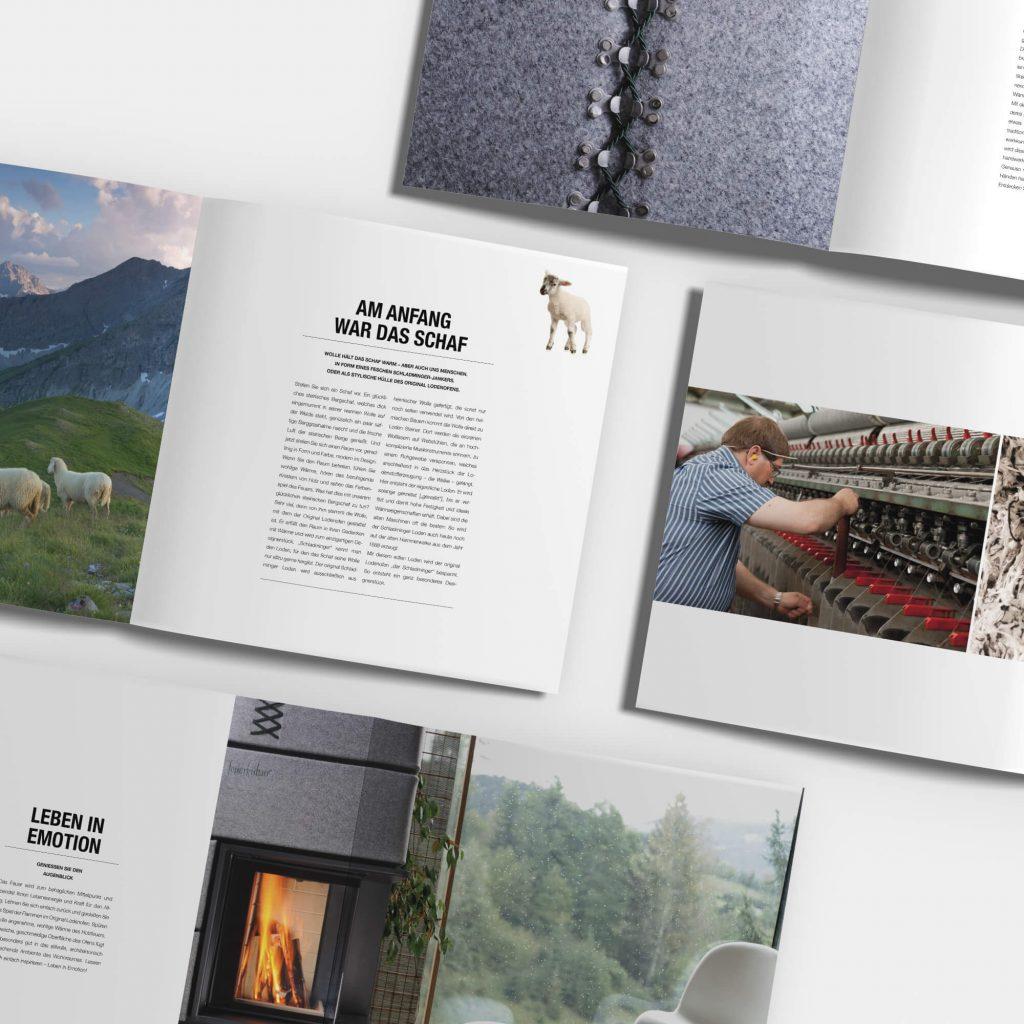 ReschCommunications Designagentur Graz und Steiermark Print Referenz